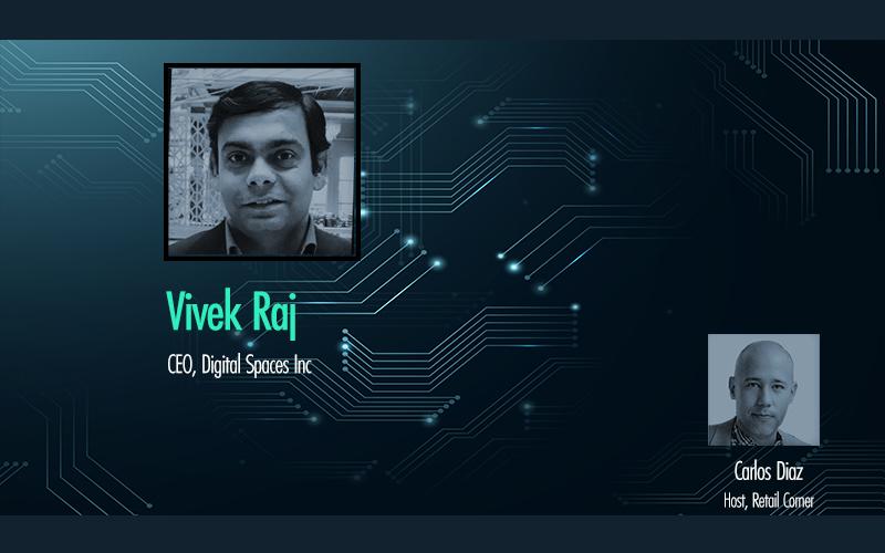 Retail Corner Podcast - DSI, Vivek Raj