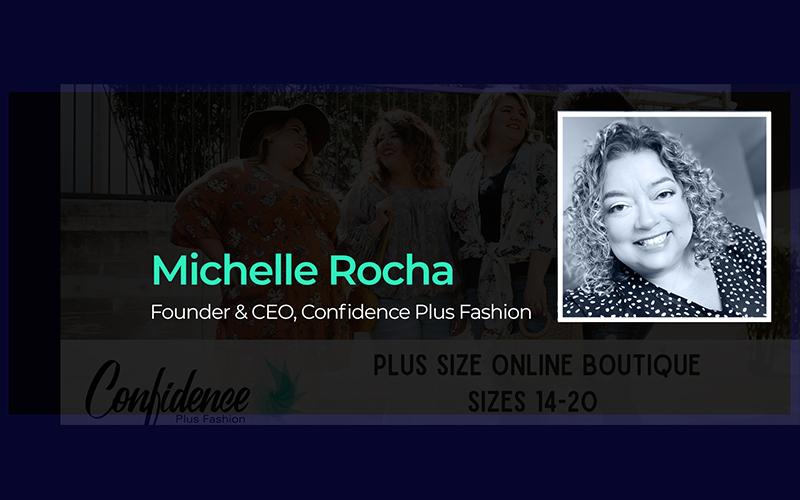 Retail Corner Podcast - Michelle Rocha, Confidence Plus Fashion