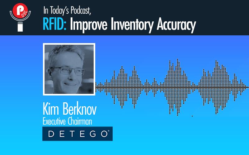 Retail Corner Podcast - Kim Berknov, Detego