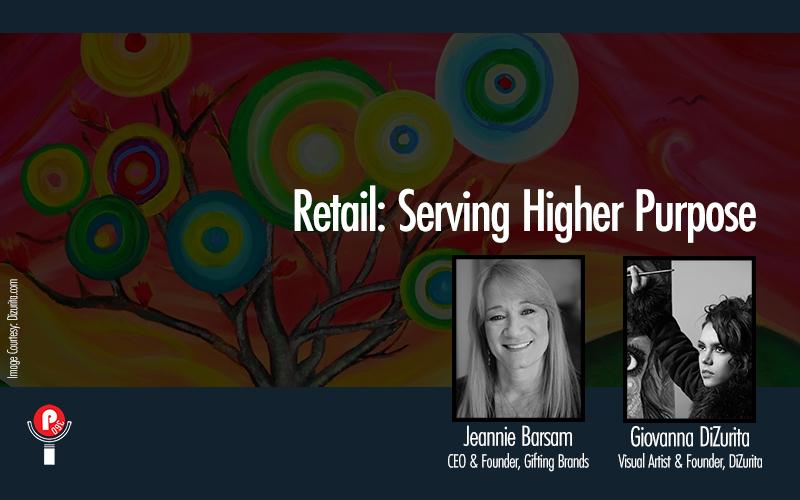 Retail Corner Podcast - Gifting Brands & DiZurita
