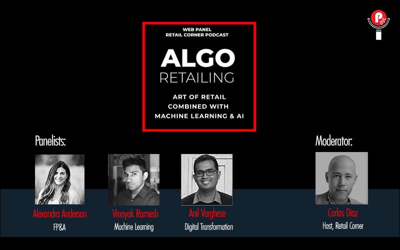 Retail Corner - Algo Retailing - Adivino